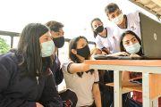 Facultad de Filosofía culmina actividades de  extensión en Apostar por la Vida y colegios