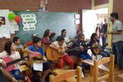 Presentan ensayo abierto en la modalidad de Guitarra Popular y Violín
