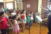 Empezaron las clases en el Conservatorio Bellas Artes UNE