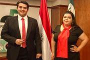 Estudiantes de la UNE se destacan en competencia mundial de Derechos Humanos